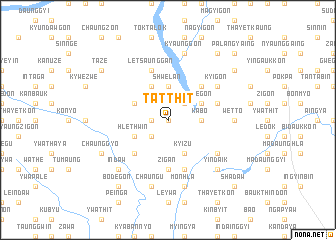 map of Tatthit