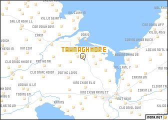 map of Tawnaghmore
