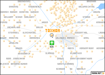 map of Taxham