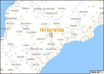 map of Tayadtayad