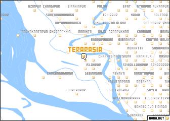 map of Tera Rasia