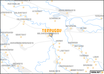 map of (( Terpugov ))