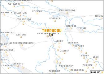 map of (( Terpugov ))