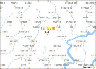 map of Tetseik