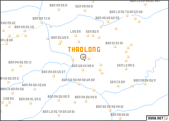 map of Thao Lông