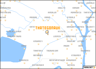 map of Thategon Auk