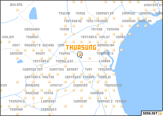 map of Thừa Sủng