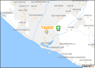map of Thurin