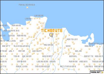 map of Ti Charute