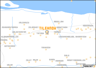 map of Tīleh Now
