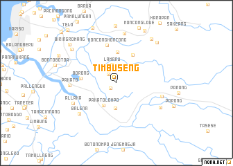 map of Timbuseng