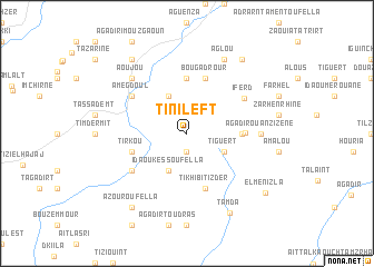 map of Tinileft