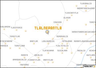 Tlalnepantla Mexico Map.Tlalnepantla Mexico Map Nona Net