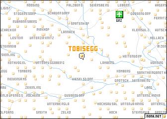 map of Tobisegg