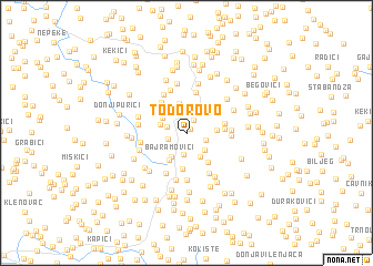 map of Todorovo