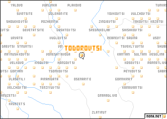 map of Todorovtsi