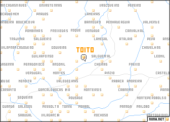 map of Toito