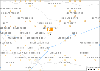 map of Tom