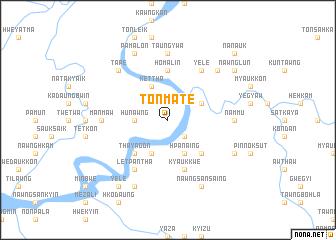 map of Tonmate