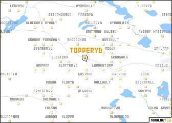 map of Topperyd