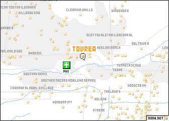 map of Tovrea