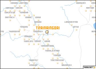 map of Trại Nại Ngoại