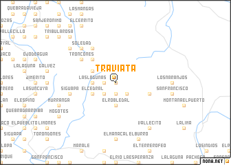 map of Traviata
