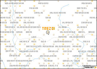map of Trezoi