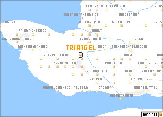 map of Triangel