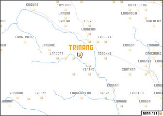 map of Trí Nang