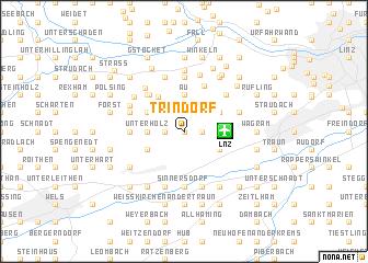 map of Trindorf