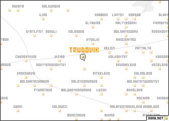 map of Trudovik