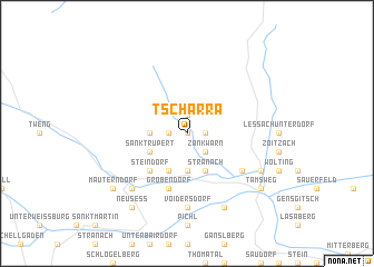 map of Tscharra