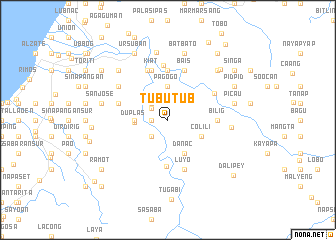 map of Tubutub