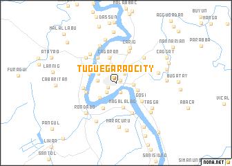 map of Tuguegarao City