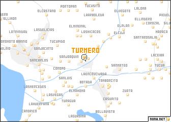 Turmero Venezuela map nonanet