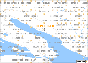 Map Of Uberlingen Germany.Uberlingen Germany Map Nona Net
