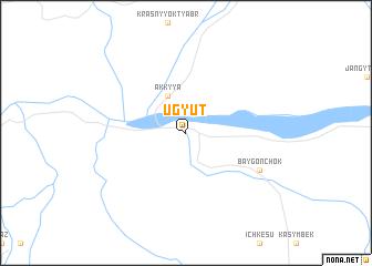 map of Ugyut