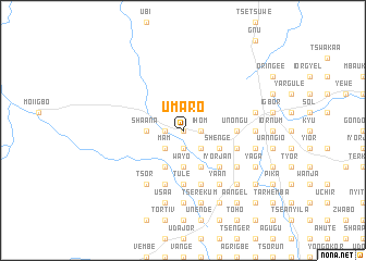 map of Umaro