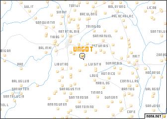 map of Ungot