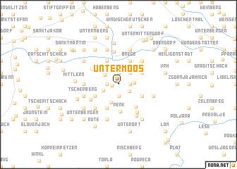 map of Untermoos