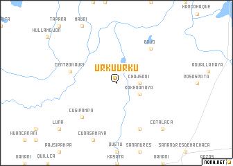 map of Urku Urku
