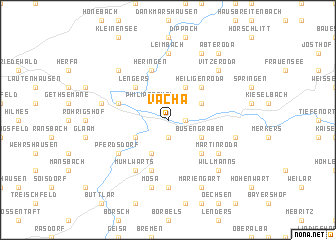 map of Vacha