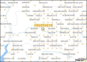 map of Vado Nuevo