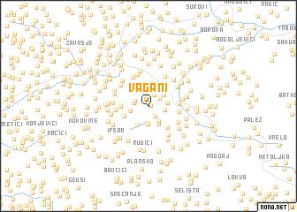 map of Vagani