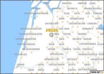 Vagos Portugal Map Nonanet - Vagos portugal map