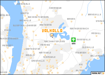 map of Valhalla