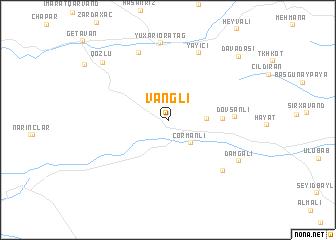 map of Vǝngli