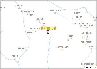 map of Vanhiua