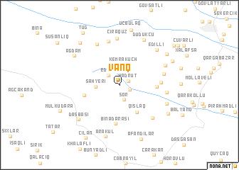 map of Vanq